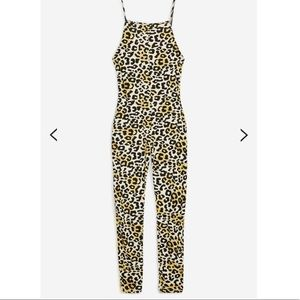 Leopard Print One - piece 🐆